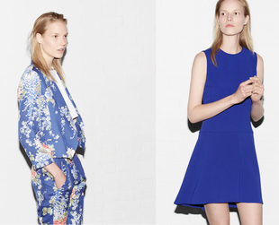 Take a sneak peek at the latest Zara May 2013 lookbook, get inspired and get ready to turn heads!