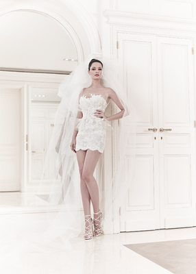 Zuhair Murad Spring Summer 2014 Bridal Collection  (12)