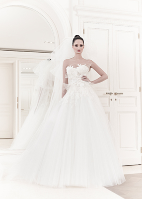Zuhair Murad Spring Summer 2014 Bridal Collection  (13)