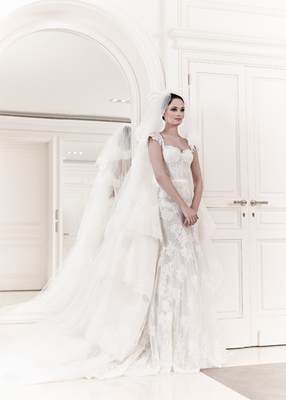 Zuhair Murad Spring Summer 2014 Bridal Collection  (14)
