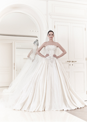 Zuhair Murad Spring Summer 2014 Bridal Collection  (15)