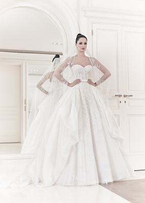 Zuhair Murad Spring Summer 2014 Bridal Collection  (16)