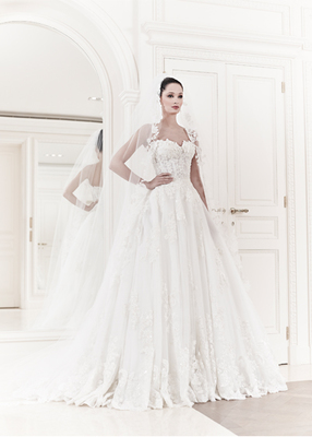 Zuhair Murad Spring Summer 2014 Bridal Collection  (3)