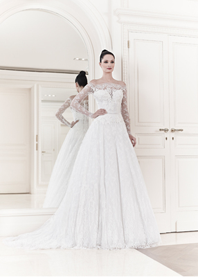 Zuhair Murad Spring Summer 2014 Bridal Collection  (6)