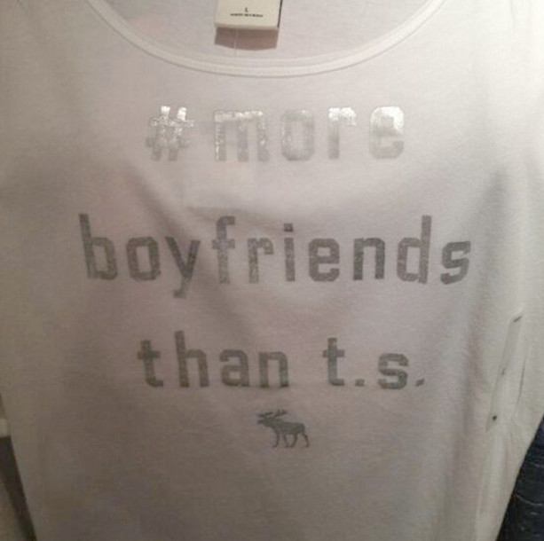 Abercrombie   Fitch More Boyfriends Than T.S