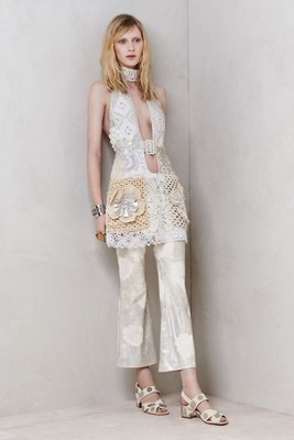 Alexander Mc Queen Resort 2014 Look 11