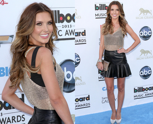 Supple and lean, Audrina Patridge always shows off the best beach body. Get in shape using her secrets, by using the Audrina Patridge diet and exercise routine.