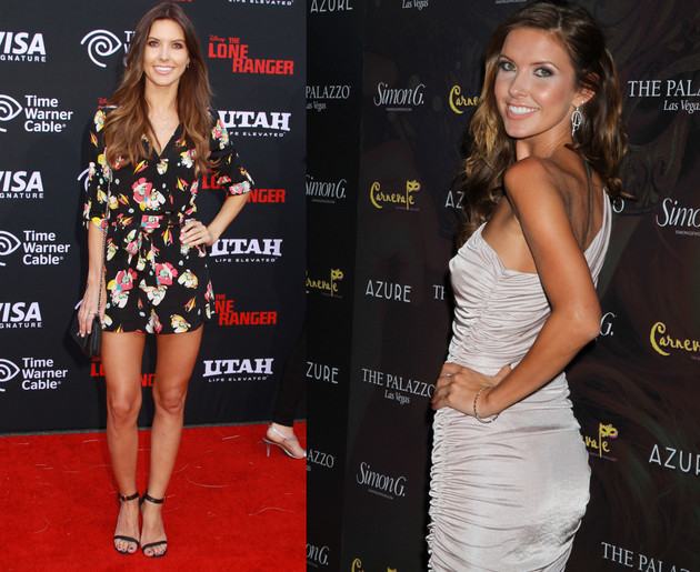 Audrina Patridge Diet And Exercise Routine