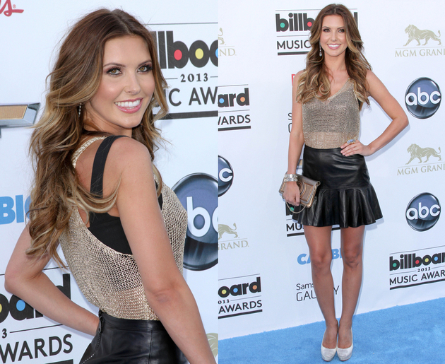 Audrina Patridge Diet And Workout Plan