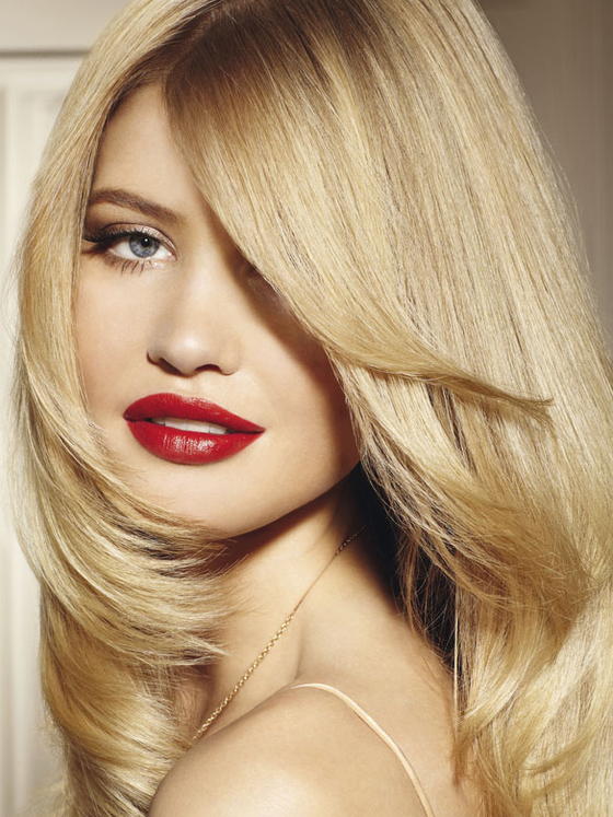 BlondeHair Color for Fall Winter