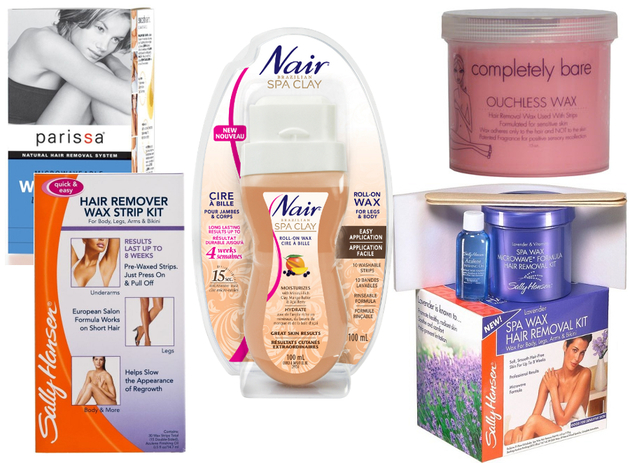 At Home Waxing Kits