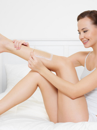 Best at Home Leg Waxing Products