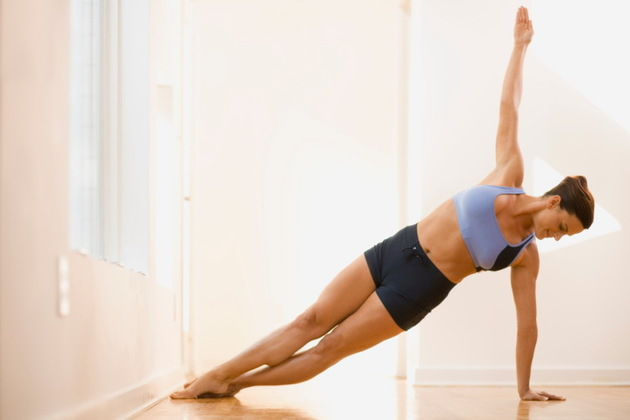 The Side Plank