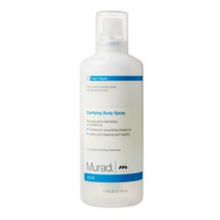 Murad Acne Clarifying Body Spray