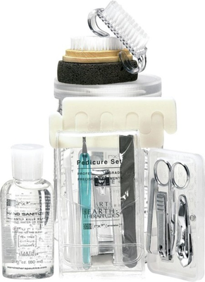 Rx3 Manicure Pedicure Deluxe Kit