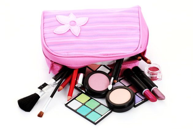 Party Makeup Bag Essentials