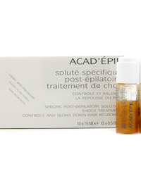 Academie Acad Epil Specific Post Depilatory Solution Shock Treatment