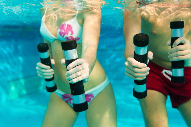 Best Water Aerobics Exercises