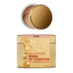 Bare Minerals Deluxe Original Spf 15 Foundation