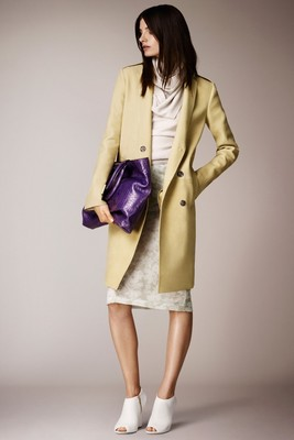 Burberry Prorsum Look 10 Resort 2014