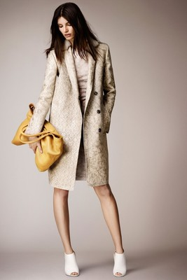 Burberry Prorsum Look 12 Resort 2014