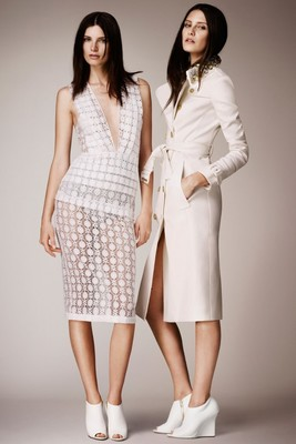 Burberry Prorsum Look 3 Resort 2014