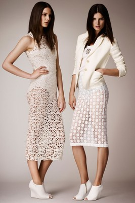 Burberry Prorsum Look 4 Resort 2014