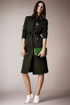 Burberry Prorsum Look 7 Resort 2014