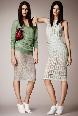 Burberry Prorsum Look 8 Resort 2014