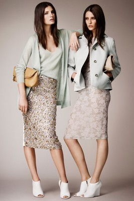 Burberry Prorsum Look 9 Resort 2014