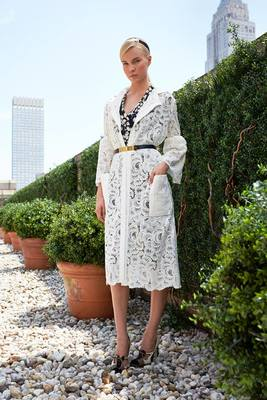 Carolina Herrera Resort 2014 Collection (1)