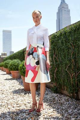 Carolina Herrera Resort 2014 Collection (11)