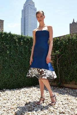 Carolina Herrera Resort 2014 Collection (12)