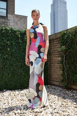 Carolina Herrera Resort 2014 Collection (14)