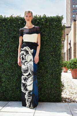 Carolina Herrera Resort 2014 Collection (3)