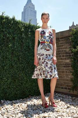 Carolina Herrera Resort 2014 Collection (9)