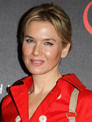 Renee Zellweger Suffers From Rosacea