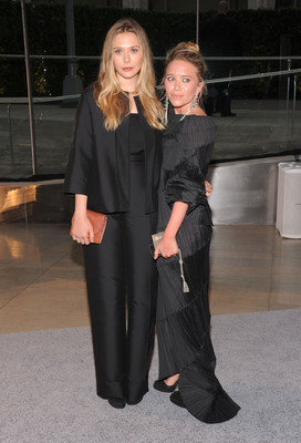 Elizabeth And Mary Kate Olsen Outfits 2013 Cfda Fashion Awards