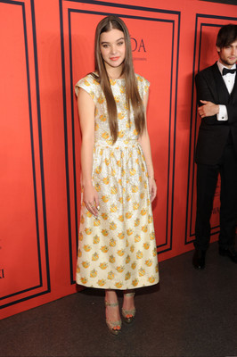 Hailee Steinfeld Dress 2013 Cfda Fashion Awards