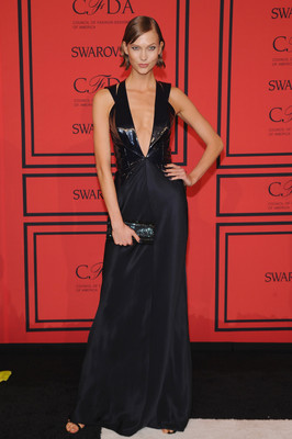 Karlie Kloss Dress 2013 Cfda Fashion Awards