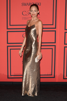 Nicole Richie Dress 2013 Cfda Fashion Awards