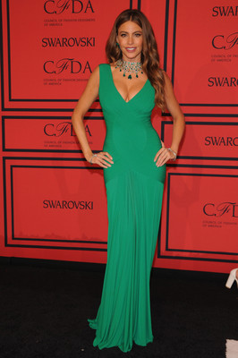 Sofia Vergara's Dress 2013 Cfda Fashion Awards