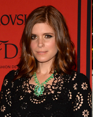 Kate Mara Cfda Awards 2013 Hairstyle