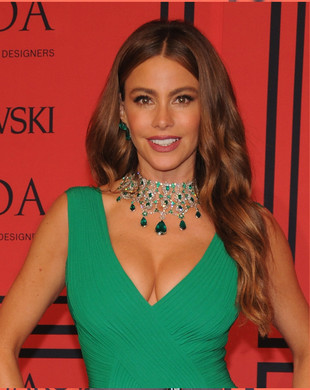 Sofia Vergara Cfda Awards 2013 Hairstyle
