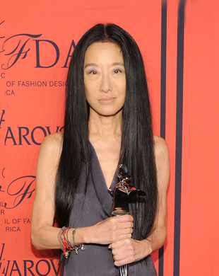 Vera Wang Cfda Awards 2013 Hairstyle