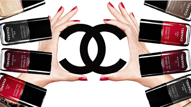 Chanel Couleurs Culte de Chanel Nail Polishes