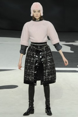Chanel Fall 2013 Collection (10)