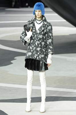 Chanel Fall 2013 Collection (2)