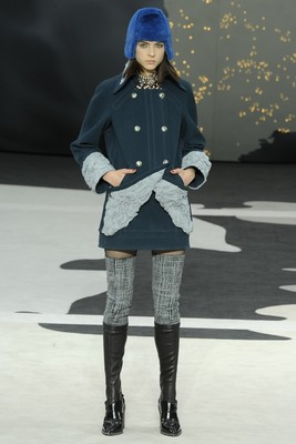 Chanel Fall 2013 Collection (4)