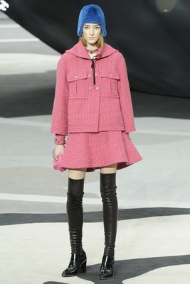 Chanel Fall 2013 Collection (6)